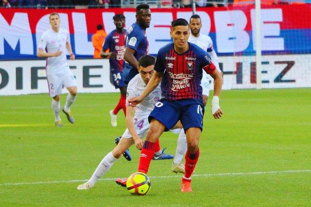Football (Ligue 1) : Caen bat Reims, la course au maintien s'affole !