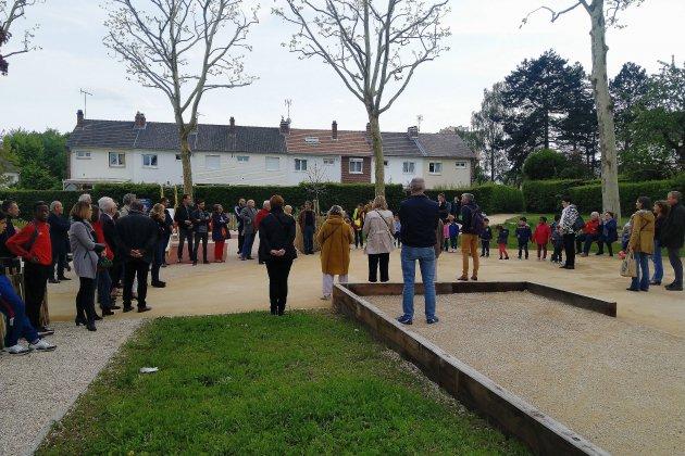 À Rouen, le square des Hirondelles renaît