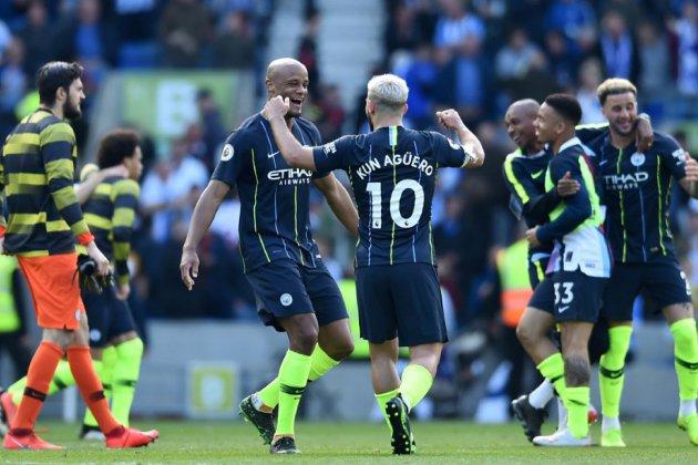 Angleterre: Manchester City entre dans la légende du football anglais