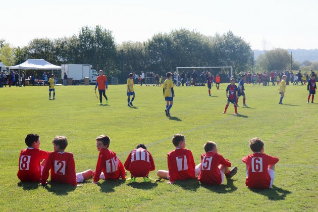 Manche : plus d'un millier de jeunes au tournoi des 10 000 crampons