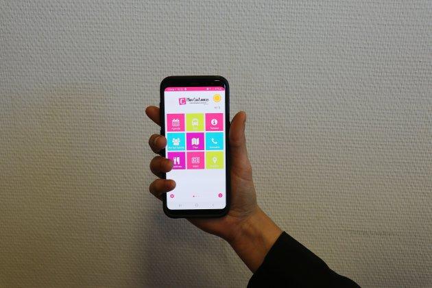 Coutances lance son application mobile: une première dans la Manche