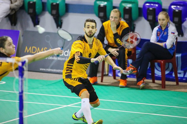 Badminton: le MDMSA retrouve le TOP12 après une courte saison en National 1