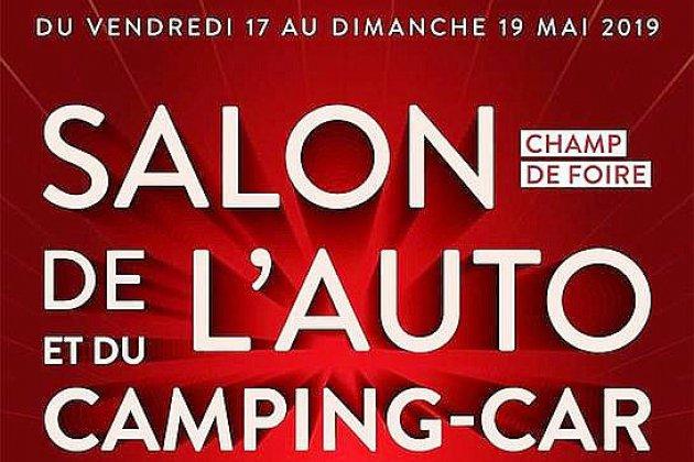 Le salon de l'auto et du camping car ce week-end à Yvetot !