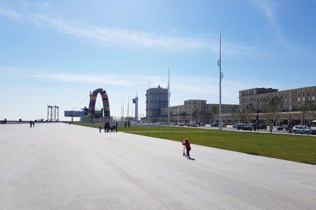 Le Havre: le quai Southampton se transforme