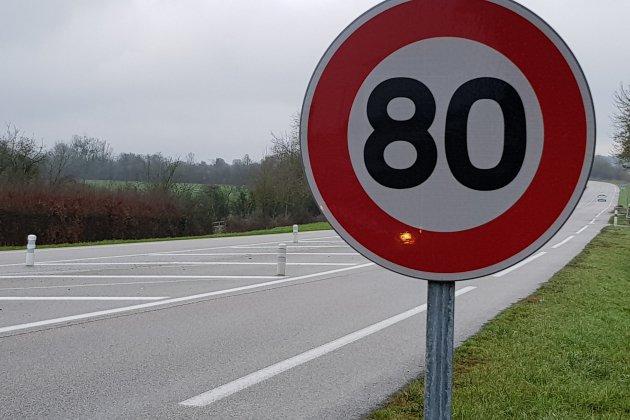 Bientôt la fin de la limitation à 80km/h dans l'Orne?