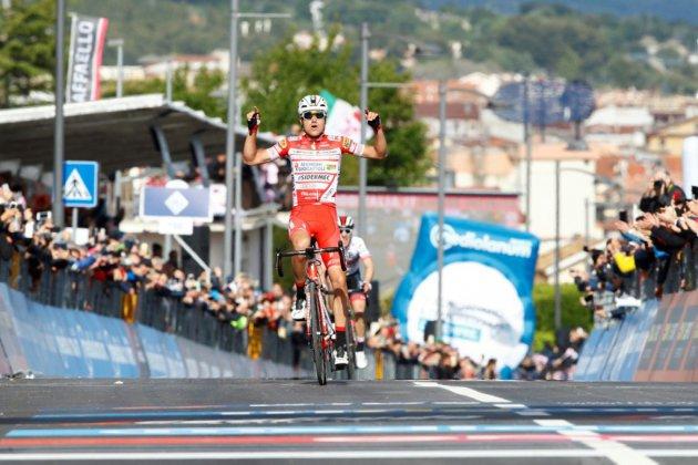 Tour d'Italie: fête italienne sur le Giro
