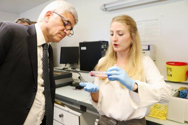 Un traitement contre l'AVC hémorragique testé cliniquement en 2021