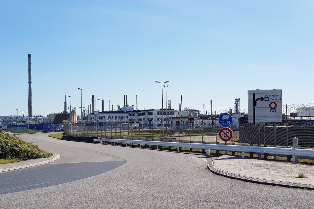 Notre-Dame-de-Gravenchon: L'image d'Exxon Mobil se détériore