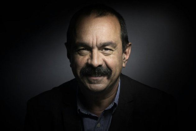 Philippe Martinez réélu secrétaire général de la CGT