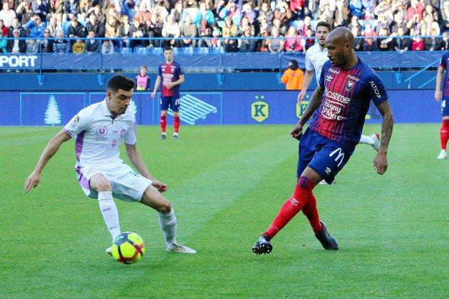 Football (Ligue 1): Face à Lyon, Caen a une idée derrière la tête