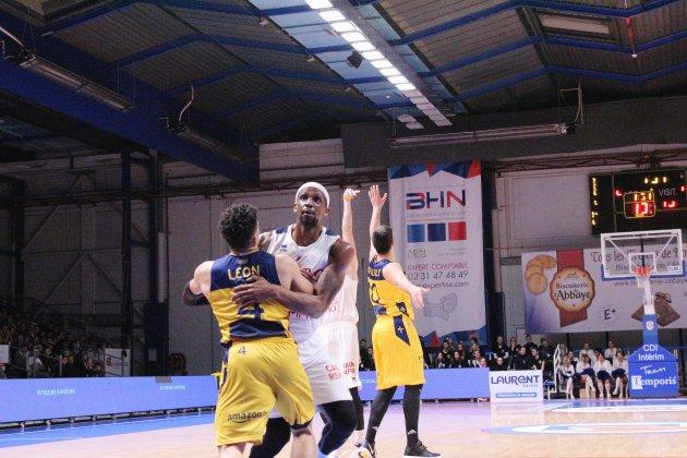 Basket (Pro B) : Battu à Orléans, le Caen BC est relégué en Nationale 1...