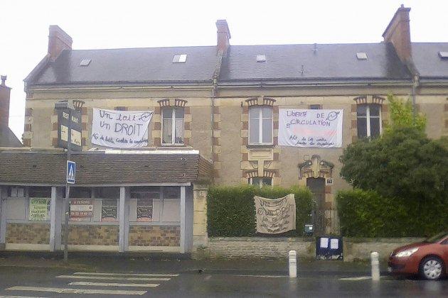 Caen: cinq familles hébergées dans un nouveau squat