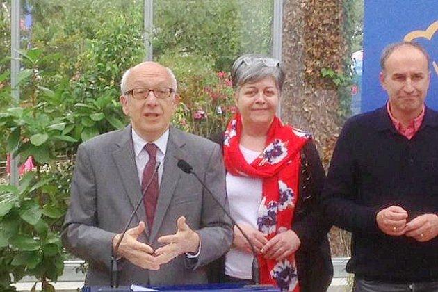 Rouen: inauguration des serres rénovées du jardin des plantes