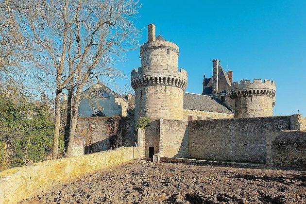 Visitez le chantier du Château des Ducs à Alençon