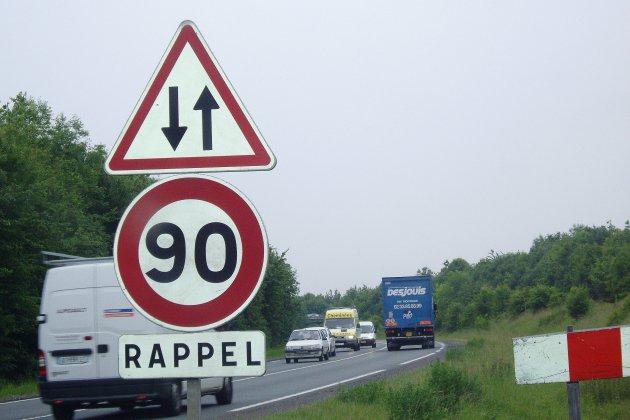 80km/h: l'Orne s'impatiente!