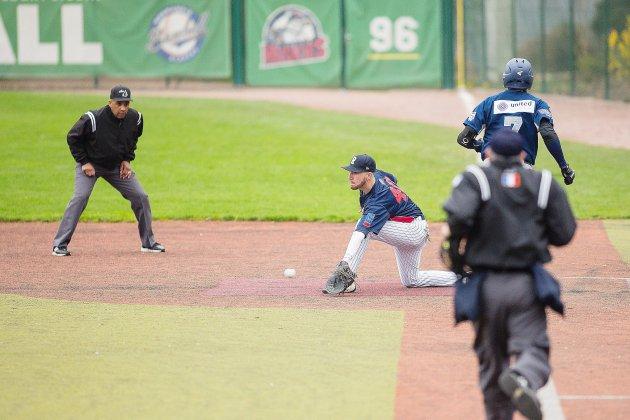 Baseball : retour au championnat pour les Huskies