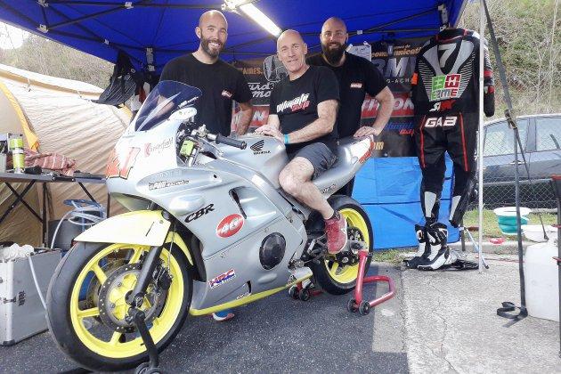 Les Gabala, motards de père en fils