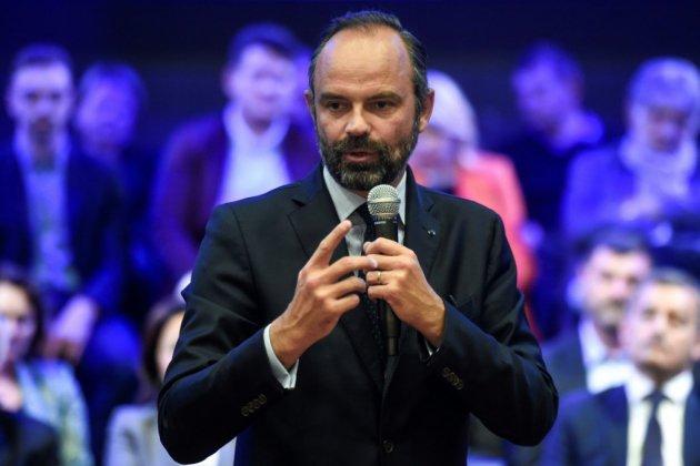 """Ascoval: """"La partie n'est pas perdue et nous allons la gagner"""", selon Edouard Philippe"""