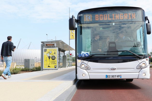 Transport: la ligne T4 de Rouen opérationnelle