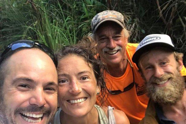 Perdue en forêt pendant 15 jours, une Américaine retrouvée vivante