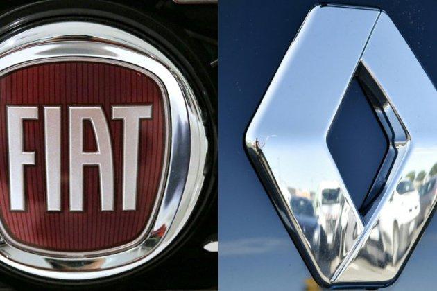 Automobile: Renault et Fiat Chrysler veulent former un géant mondial