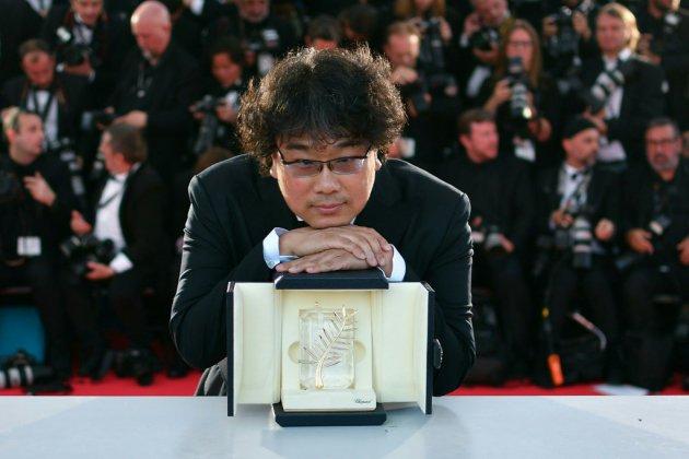 Immense fierté en Corée du Sud après la Palme d'or de Bong Joon-ho