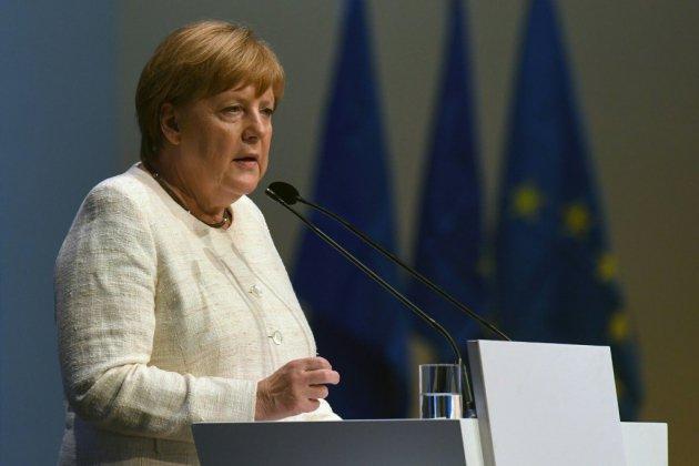 Après une gifle aux Européennes, la coalition de Merkel en crise