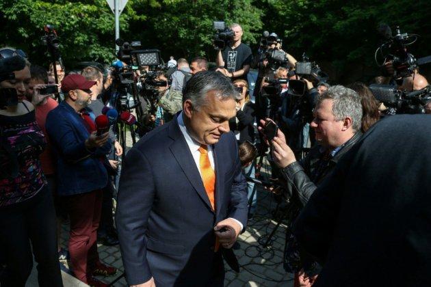 Européennes: large victoire du parti de Viktor Orban, selon un sondage