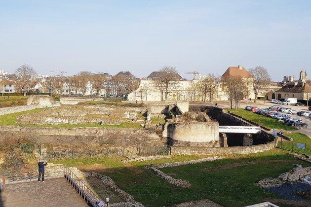 """Qui sera choisi pour révéler les """"trésors cachés"""" du château de Caen ?"""