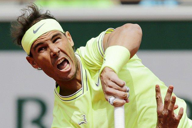 Roland-Garros: Nadal, lancement idéal