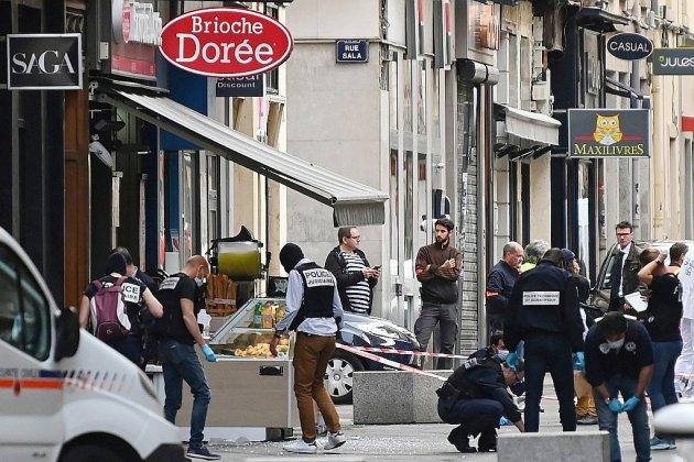 """Colis piégé à Lyon: un suspect """"peu loquace"""", """"très renfermé"""""""