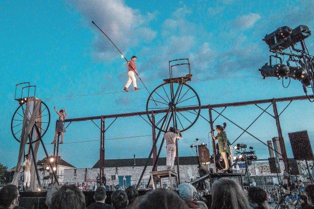 La neuvième édition de la fête du cirque à Saint Romain de Colbosc !