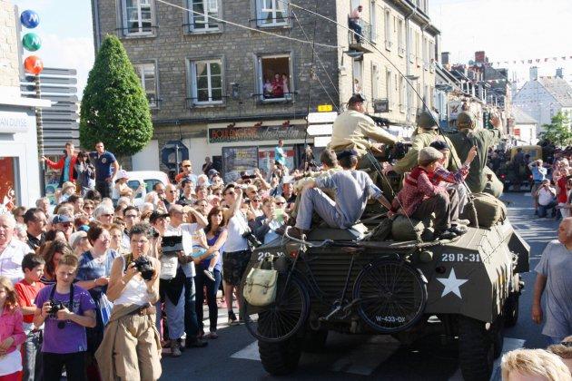 Les temps forts des festivités du 75e anniversaire du Débarquement
