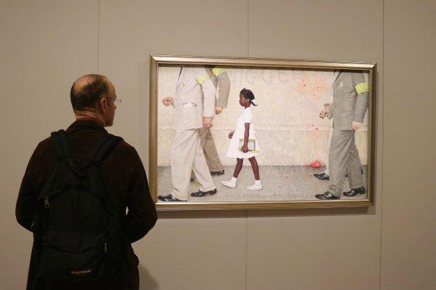 Mémorial de Caen : Ruby Bridges viendra inaugurer l'expo Rockwell