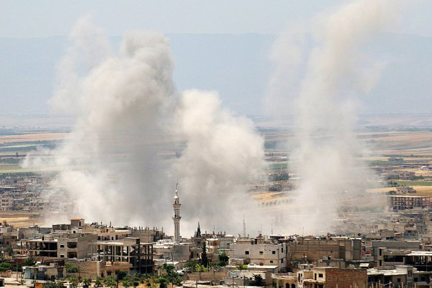 Syrie: poursuite des raids du régime sur Idleb, 13 civils tués