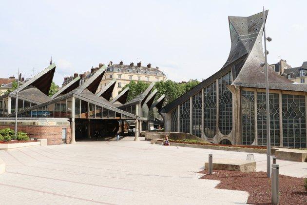 [notre dossier] À Rouen, les chantiers se terminent avant l'Armada