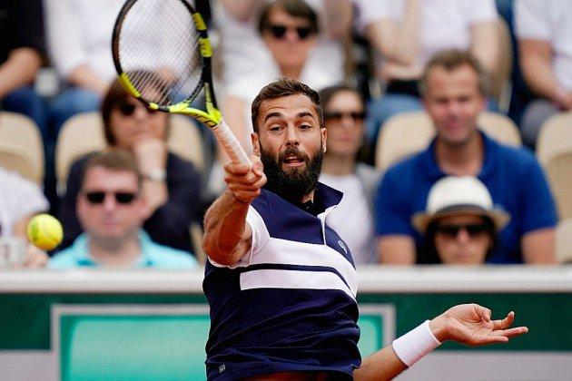 Roland-Garros: Paire en 8e, une première