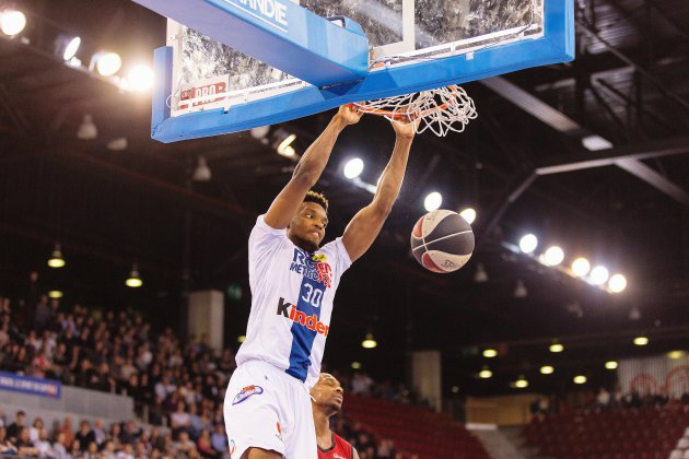 Basket: en ouverture des play-offs, Rouen ne tremble pas face à Blois