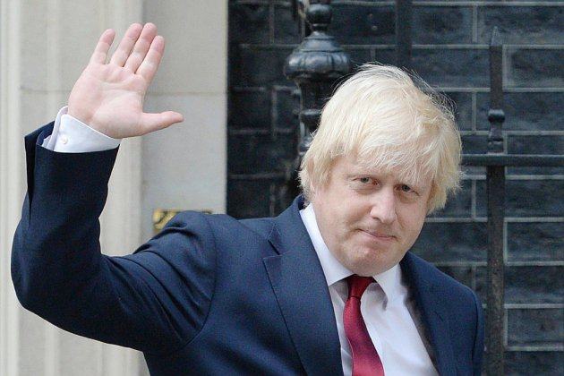 "Boris Johnson ferait un ""excellent"" Premier ministre, selon Donald Trump"