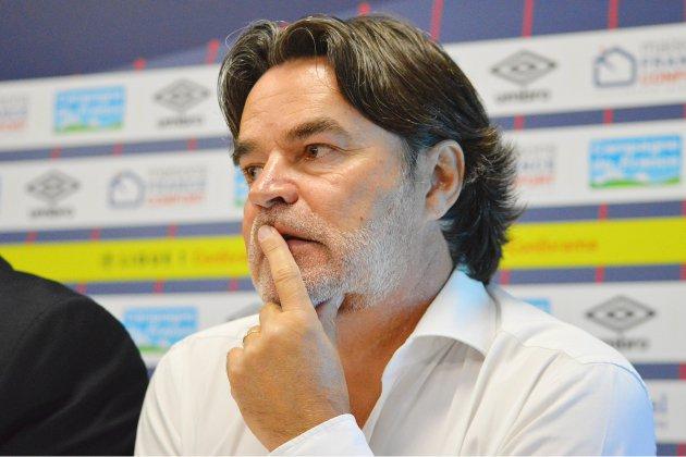 Football (Ligue 2): les premiers mots de Fabrice Clément, le nouveau président du SM Caen
