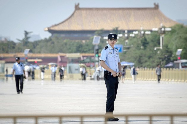 Ultrasurveillance à Pékin pour les 30 ans de Tiananmen
