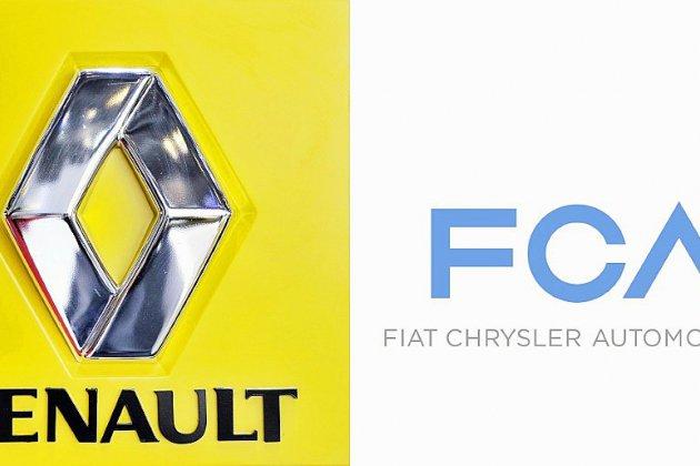Projet de fusion: les administrateurs de Renault étudient la réponse à Fiat Chrysler