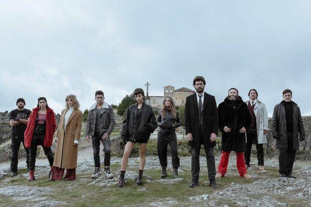 Netflix dévoile la bande-annonce de La Casa de Papel, saison 3