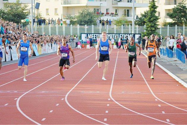 Hérouville: le 15e meeting d'athlétisme sur les starting-blocks