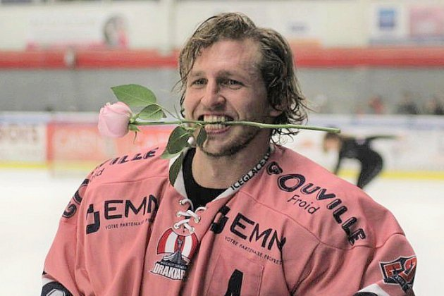 Hockey-sur-glace : André Ménard prolonge au HC Caen