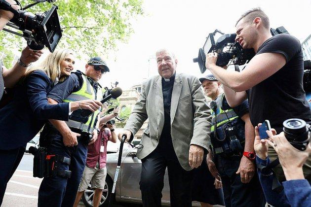 Australie: le cardinal Pell conteste en appel sa condamnation pour pédophilie