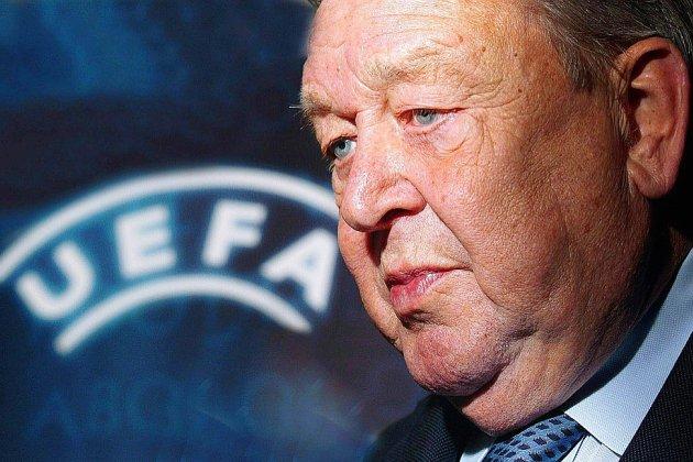 Décès de Lennart Johansson, ex-patron de l'UEFA et rival de Blatter
