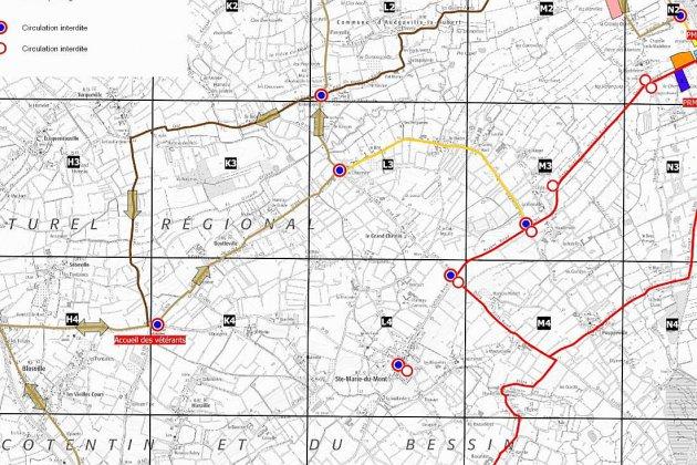Sainte-Marie-du-Mont. D-Day: les restrictions de circulation dans la Manche pour le 6 juin