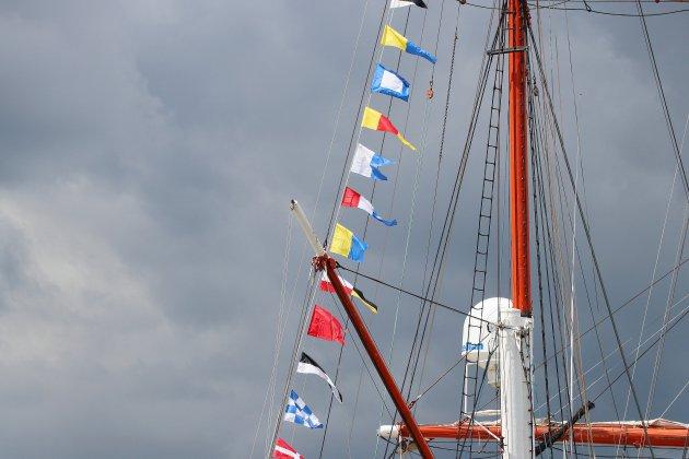 Armada 2019: pluies et vents violents annoncés pour vendredi