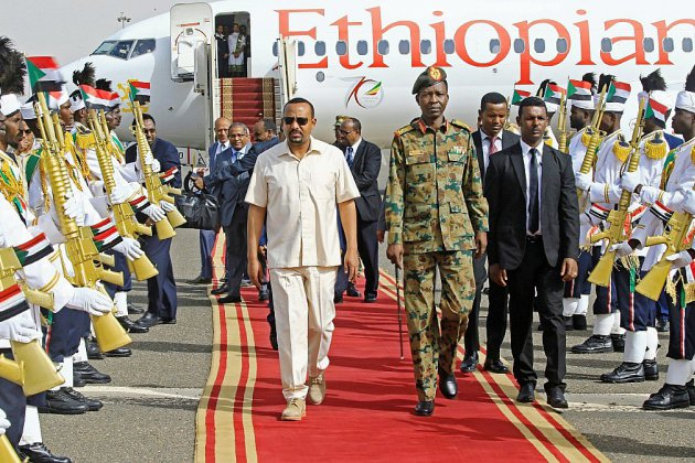 Le Premier ministre éthiopien au Soudan pour tenter de régler la crise